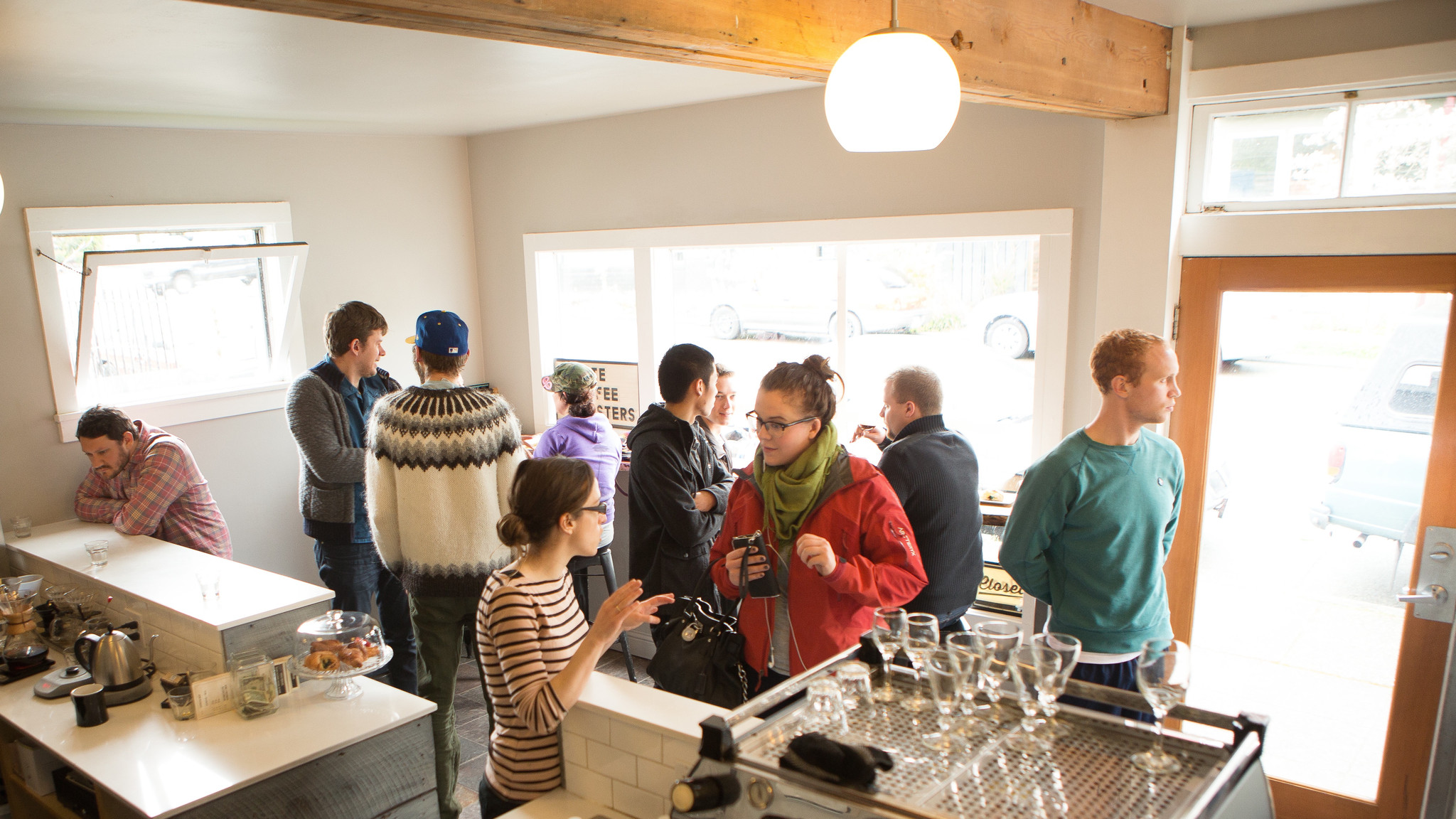 ballard coffee bar – slate coffee roasters